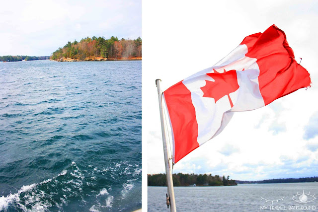My Travel Background : 4 jours au Canada, entre Toronto et Ottawa, la croisière des Thousands Island