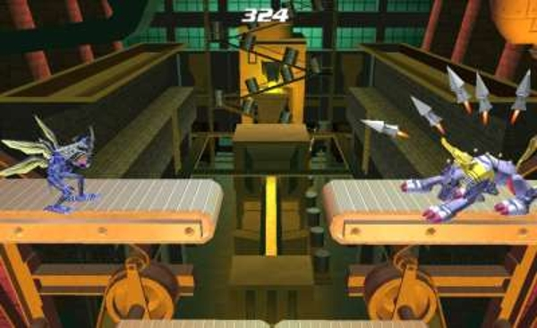 Download Digimon Rumble Arena 2 game ISO for PC - Game Tegal