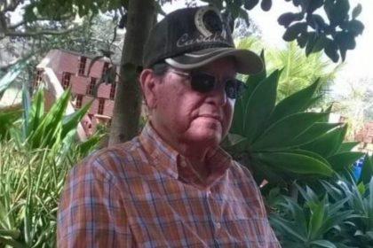 LUTO: Luiz Gonzaga de Oliveira, aos 83 anos