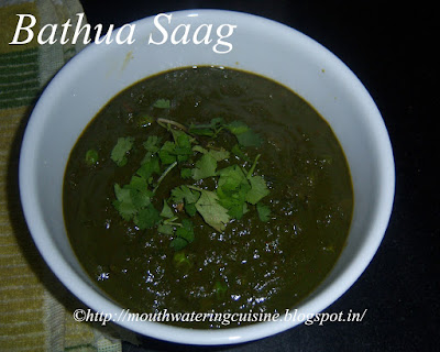 Bathua Saag