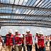 Supervisan avance de la nueva planta de Envases Universales de México