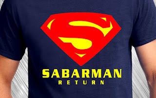 SabarMan