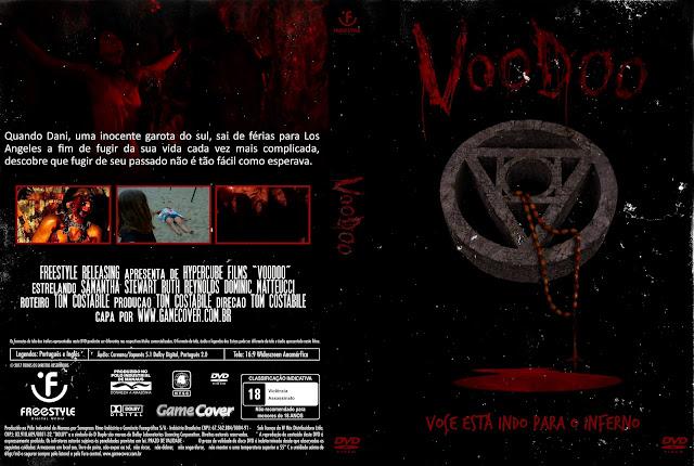 Capa DVD Voodoo 2017 [Exclusiva]
