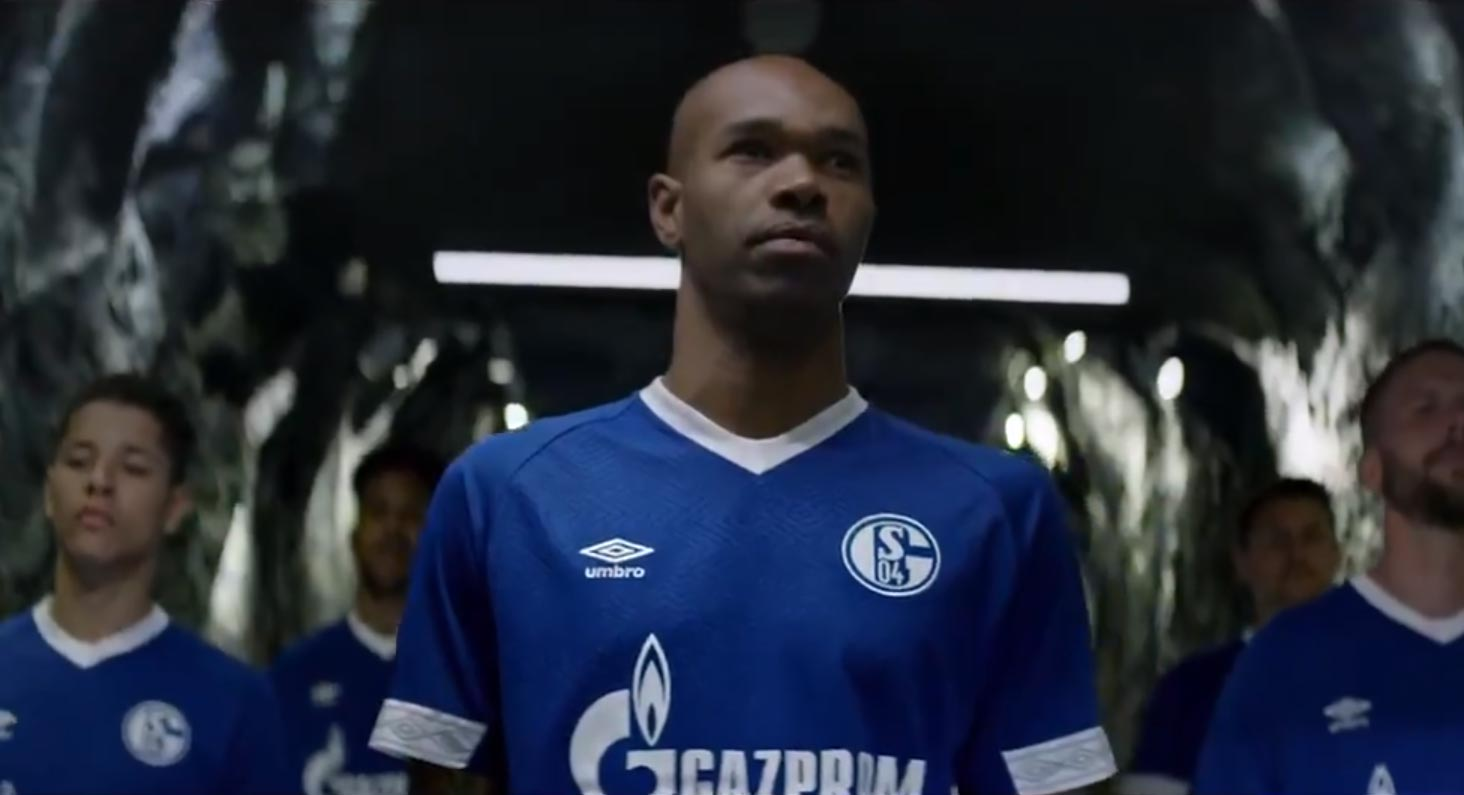 cbaaf7b5f1f Umbro Schalke 18-19 Home Kit Revealed