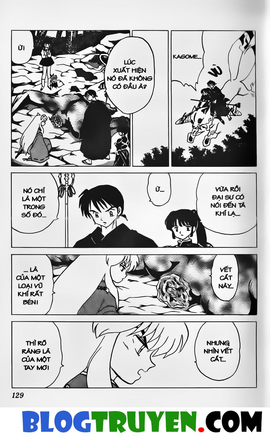 Inuyasha vol 30.7 trang 16