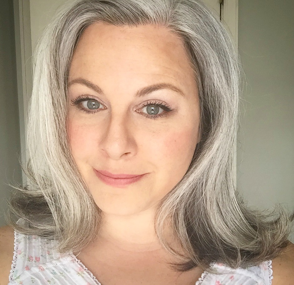 How Bourgeois: Gray Hair Posts