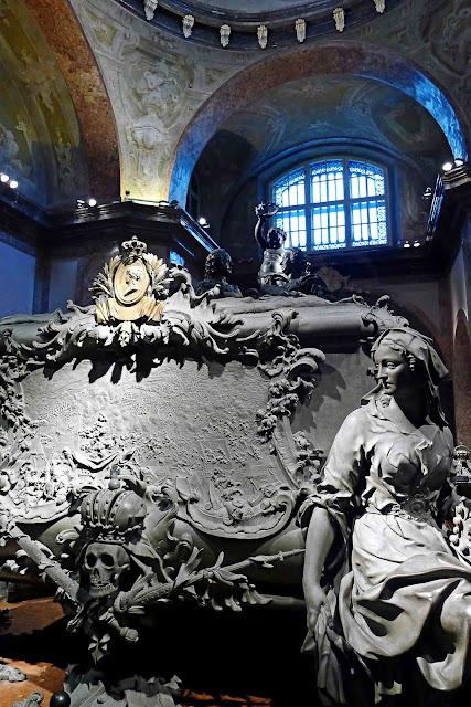Kaisergruft Maria Theresa