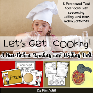 https://www.teacherspayteachers.com/Product/Non-Fiction-Reading-and-Writing-Unit-Lets-Get-Cooking-757884
