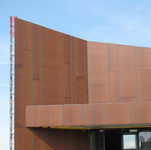 R3a Materials Fundermax Interior Or Exterior Phenolic