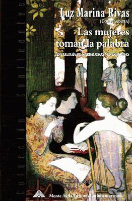 Carátula de: Las mujeres toman la palabra (Luz Marina Rivas (compiladora) - 2004)