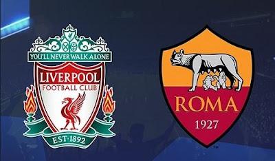 موعد مباراة ليفربول وروما في دور النصف نهائي والقنوات الناقلة