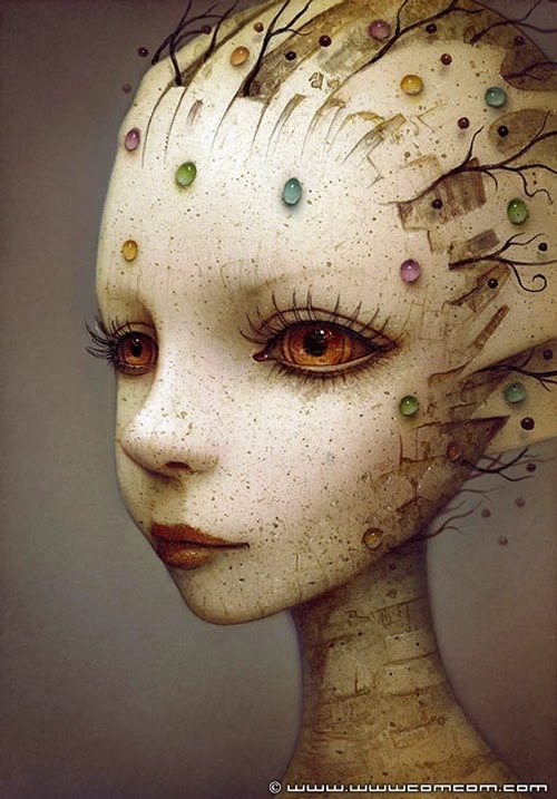 19-Recollection-Naoto-Hattori-Dream-or-Nightmare-Surreal-Paintings-www-designstack-co