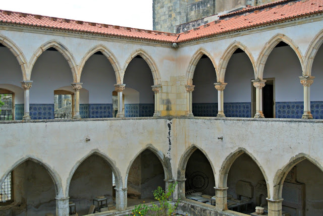 Tomar: templar town in Portugal