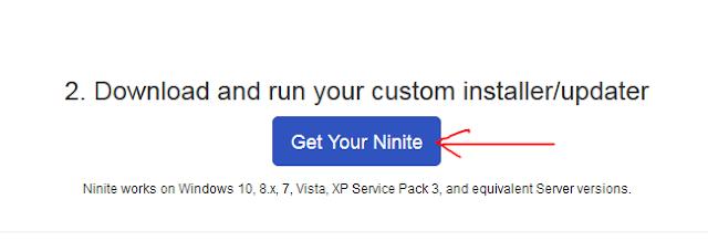 شرح موقع ninite لتحميل كل البرامج التي تحتاجها بسهولة جدا
