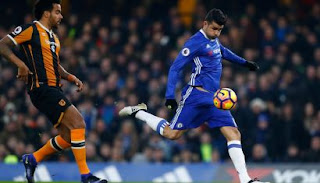 Chelsea vs Hull City 2-0 Video Gol & Highlights.