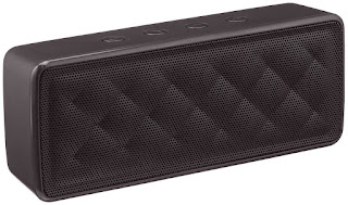 Amazon- Buy Amazon Basics Portable Bluetooth Speakers (Black) at Rs 999