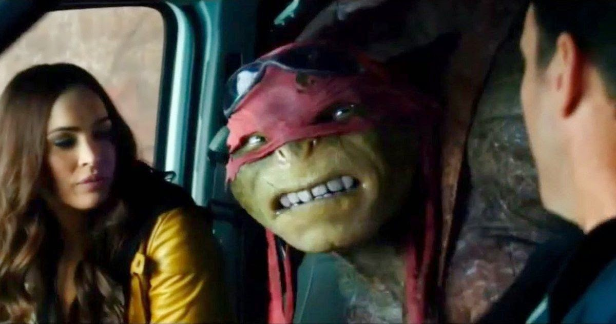 Teenage Mutant Ninja Turtles 2014 Megan Fox Michael Bay