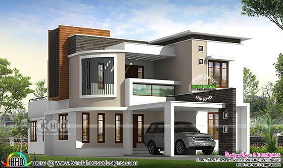 2325 square feet 4 bedroom modern home