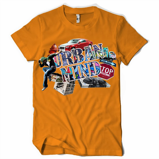 urban tshirt