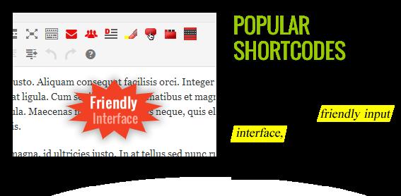 Popular Shortcodes - Maginess – Flexible Magazine WordPress Theme