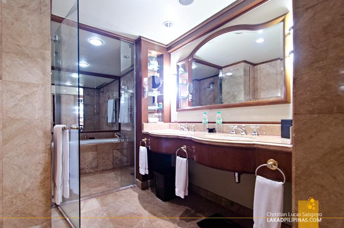 Sheraton Imperial Kuala Lumpur Toilet & Bath