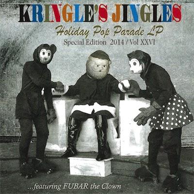 Dedicated Ears Legal / Free Album/ep List: Andy Cirzan - Kringle's