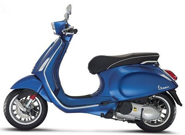 Vespa sprint 150 ABS model year 2016