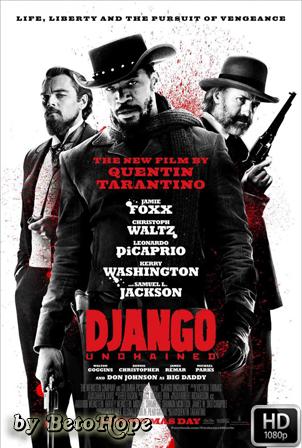Django Sin Cadenas [1080p] [Latino-Ingles] [MEGA]
