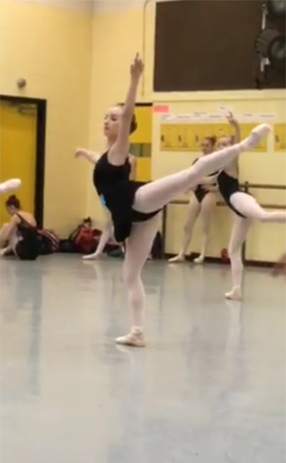 Dance: FAC Dancers Attend Summer Intensives