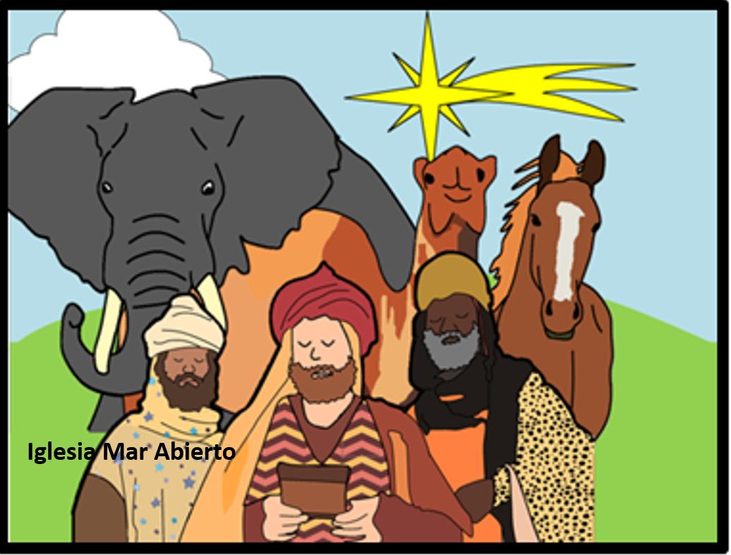 IGLESIA MAR ABIERTO: Clases para niños cristianos - Los Sabios de ...