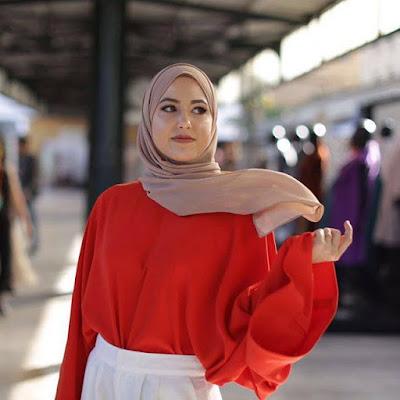 Foulard hijab chic 2016-2017