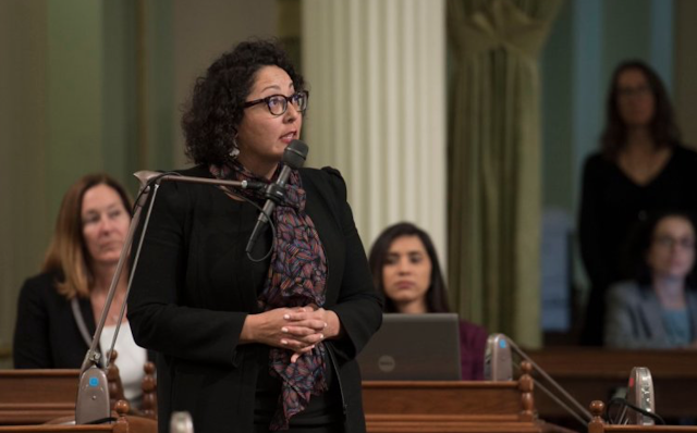 '#Me Too' California Assemblywoman Cristina Garcia takes unpaid leave, denies sexual harassment allegations