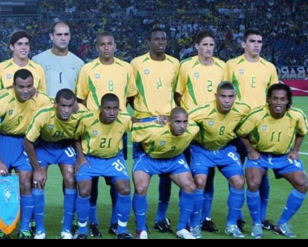 Seleccion Brasil