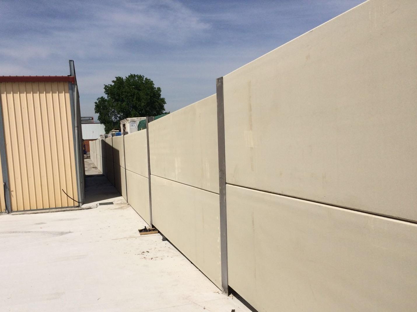 Cerramiento barato de parcela en madrid placas - Cerramientos de parcelas ...