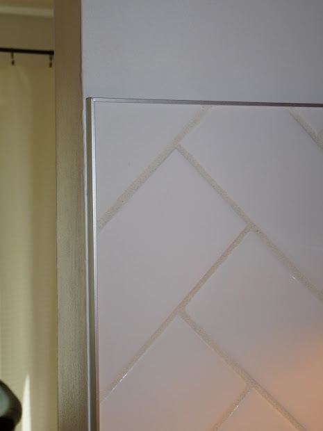 how to finish an edge of a subway tile vtwctr