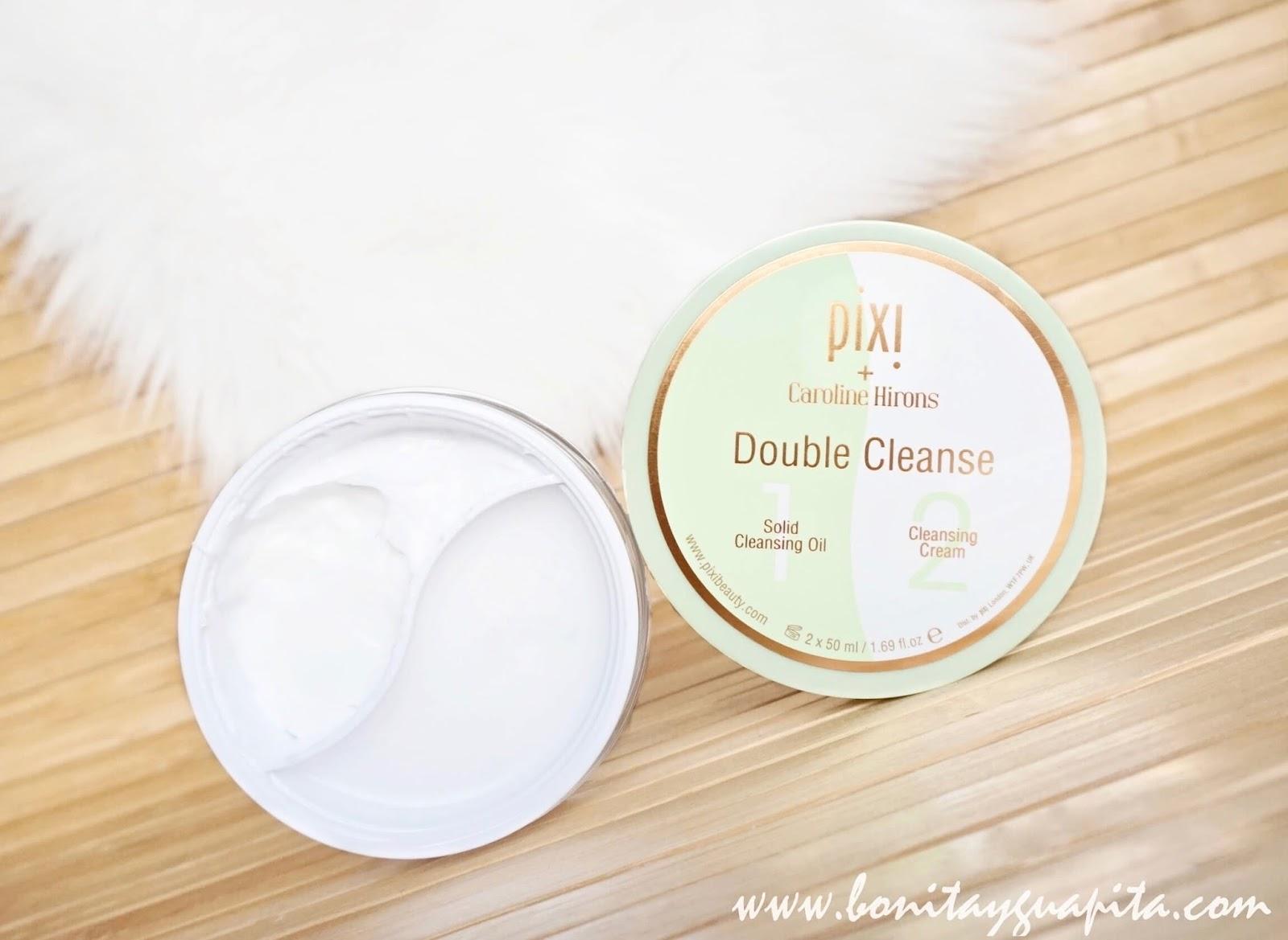DOBLE LIMPIEZA: DOUBLE CLEANSE - PIXI