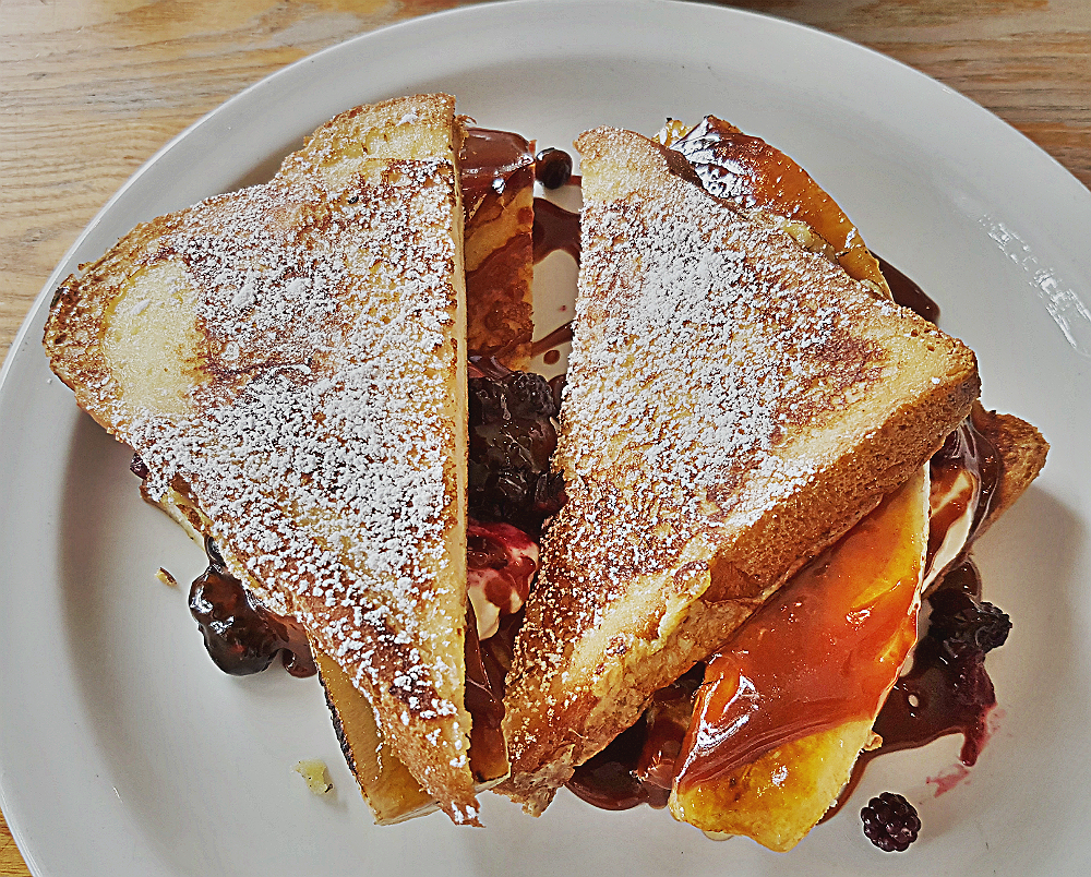 French toast Sunday Barnsbury