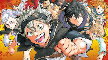 Black Clover [13/??] [Manga] [PDF] (MEGA)