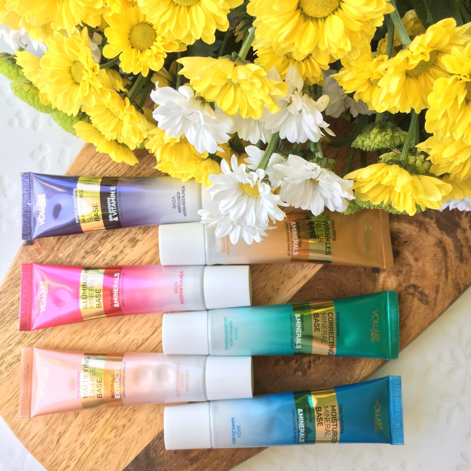 6 tygodni, 6 baz pod makijaż, czyli testy nowości Vollare Cosmetics, dziś na tapecie wrażenia z używania beztłuszczowej bazy matującej.