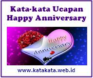 Ucapan Happy Anniversary Paling Romantis Kata-kata Ucapan Happy Anniversary untuk Pacar / Suami Istri / Anak / Teman