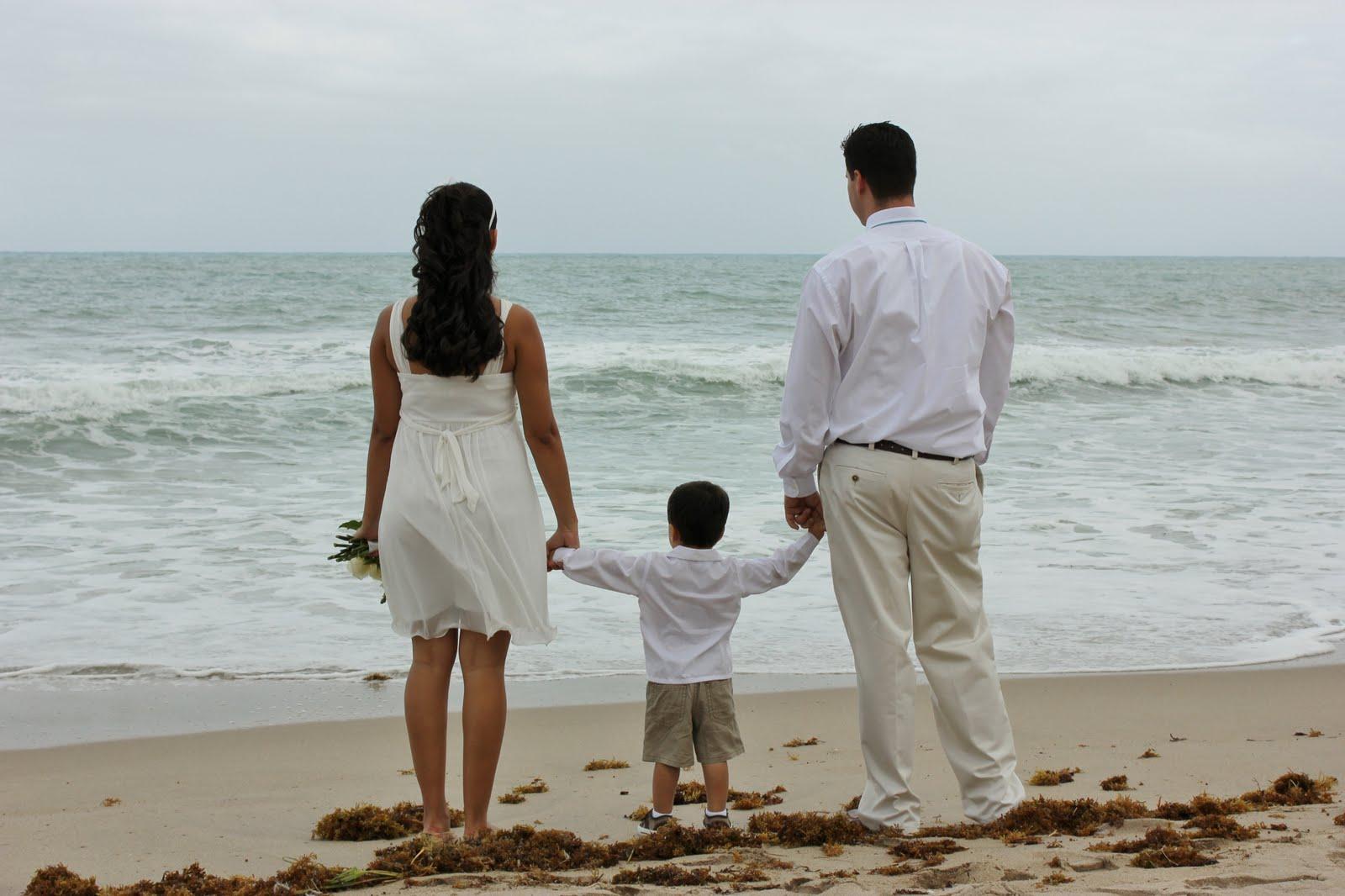 Affordable Beach Weddings! 305-793-4387: Cristine & Dennis