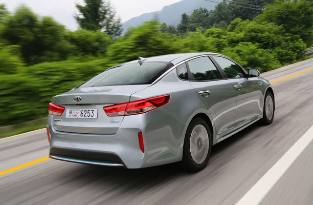2016 Kia Optima PHEV REVIEWS