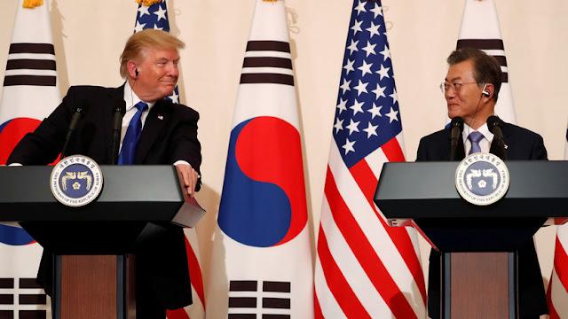 Corea del Sur y EE.UU. posponen sus ejercicios militares conjuntos hasta después de las Olimpiadas