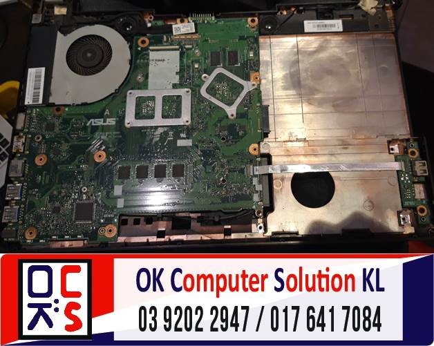 [SOLVED] CANNOT ON LAPTOP SAMSUNG 530U | REPAIR LAPTOP CHERAS 2