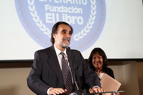 Oche Califa, director de la Feria del Libro de Buenos Aires