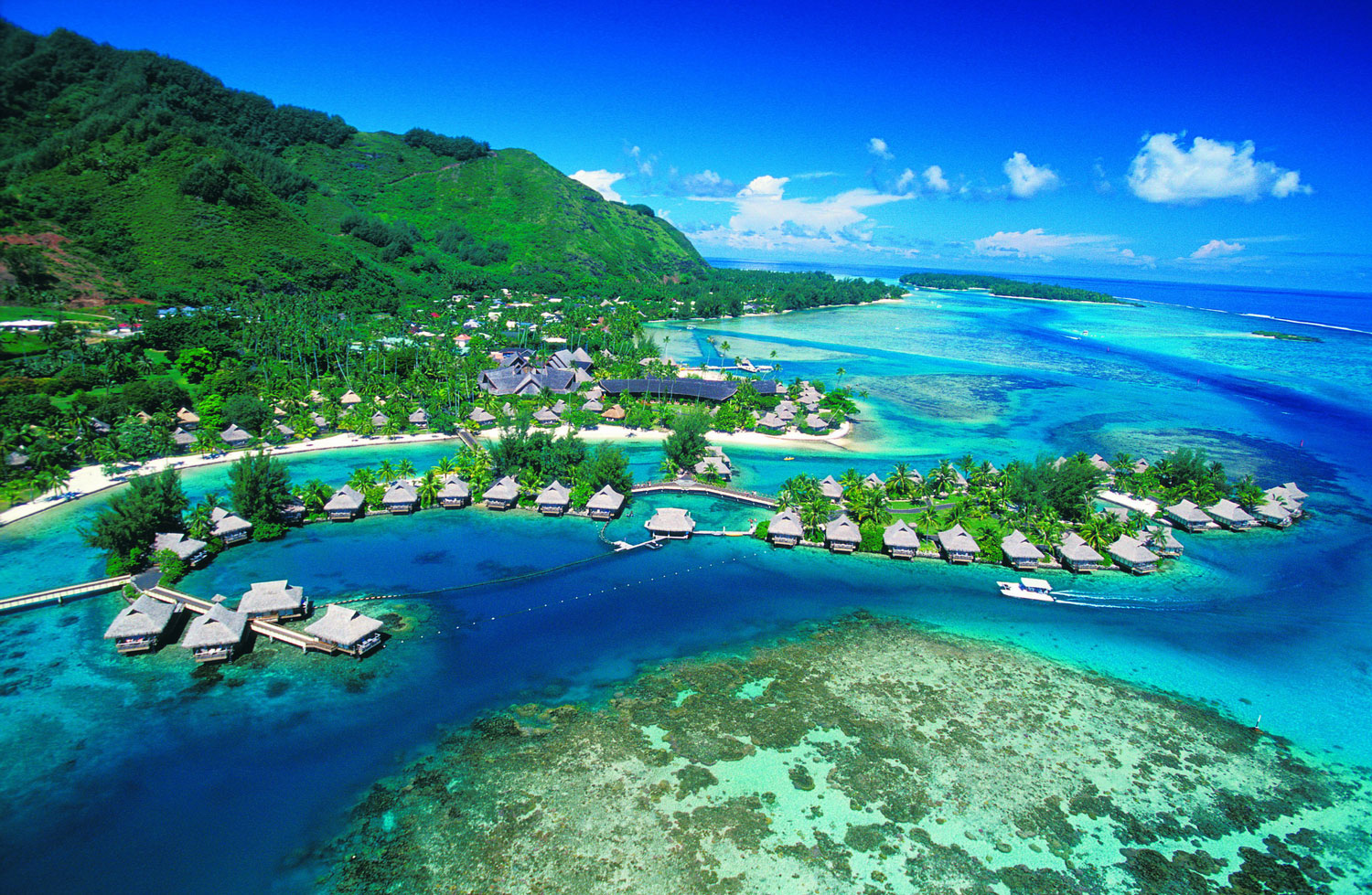 History and tourism: Tahiti Island