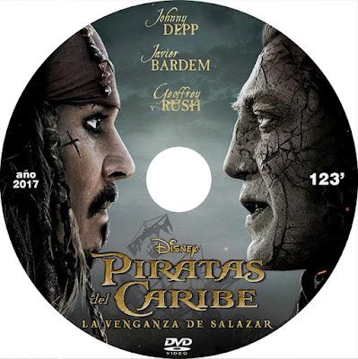 Piratas del Caribe V - La vengaza de Salazar - [2017]