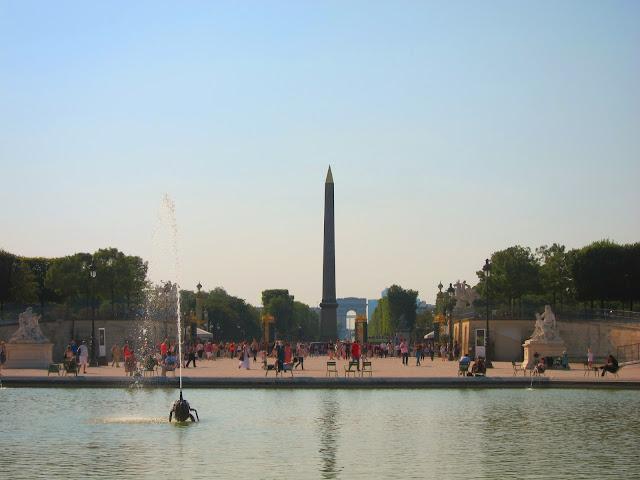 Mot Place de la Concorde