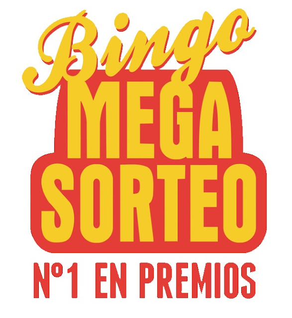 BINGO MEGA SORTEO