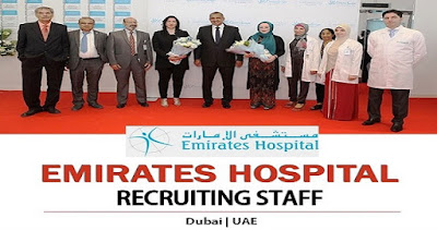 Jobs At Emirates Hospital Dubai